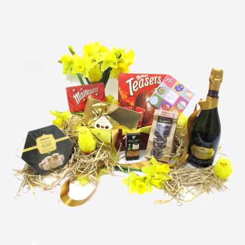 Easter hampers ripe gifts select easter hamper vegan alternative available negle Images