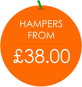 Lactose free gift hampers from £38