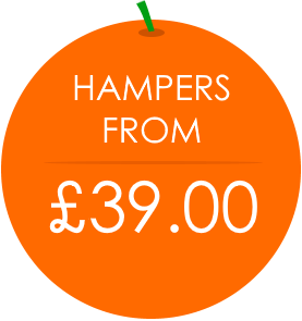 Healthy eating gift baskets from £39