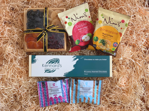 Easy Vegan Hamper suitable for Kosher diets